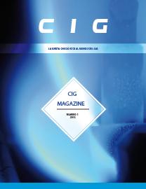 CIG MAGAZINE N.1 2015