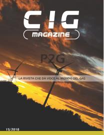 CIG MAGAZINE N.15 2018